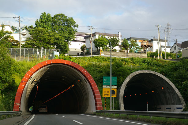 若竹トンネル