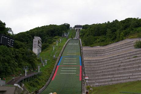 6大倉山シャンツェ