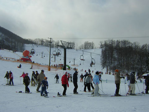 盤渓スキー場