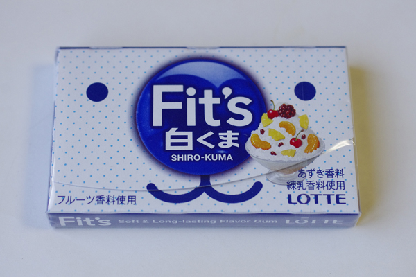 ロッテ 白くまFit's