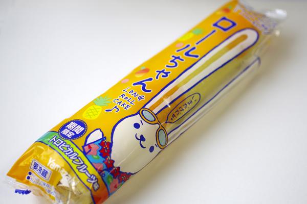 トロピカルフルーツ味 ロールちゃん